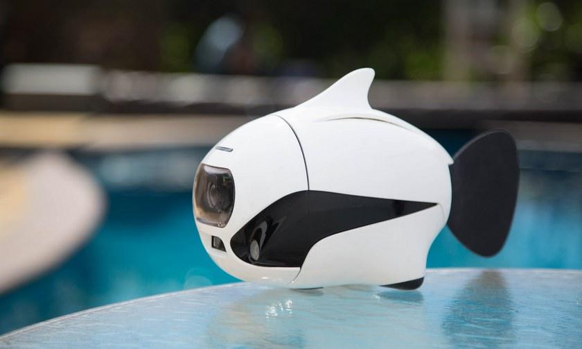Cute underwater drone BIKI conquers Kickstarter