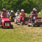 10281 Go! Racing lawn mowers