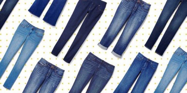 Путеводитель по джинсам – как выбрать свою идеальную пару – Виды джинсов