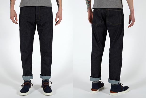 Путеводитель по джинсам – как выбрать свою идеальную пару – Мужские джинсы classic fit