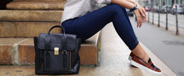 Путеводитель по джинсам – как выбрать свою идеальную пару – Джинсы на девушке