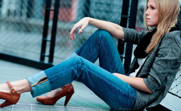 Путеводитель по джинсам – как выбрать свою идеальную пару – Девушка в джинсах