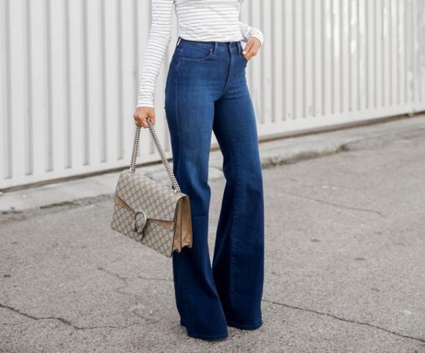 Путеводитель по джинсам – как выбрать свою идеальную пару – Женские джинсы high-waisted rise
