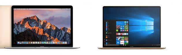 Huawei выпустила свой первый ноутбук, который очень напоминает MacBook – фото 1