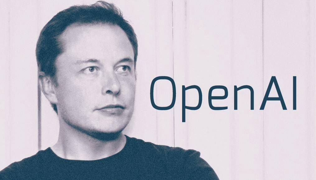 In OpenAI Elon musk taught robots to follow people