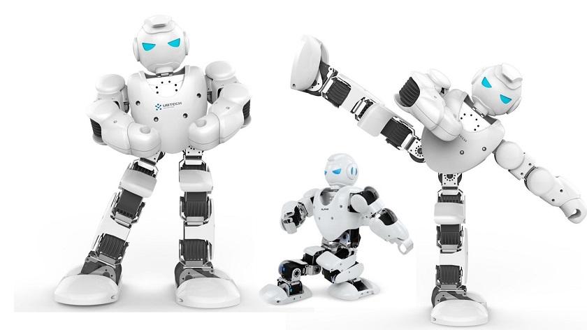 In Ukraine started selling children's programmable robots UBTECH