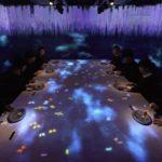8850 Interactive restaurant in Tokyo