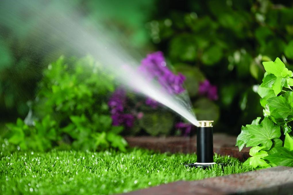 Система автоматического полива-как ухаживать за газоном