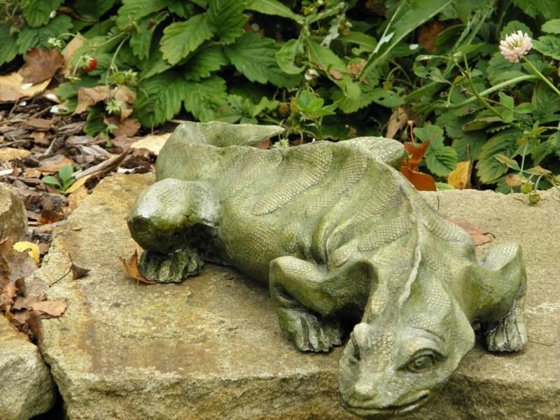 Парковые скульптуры-варианты