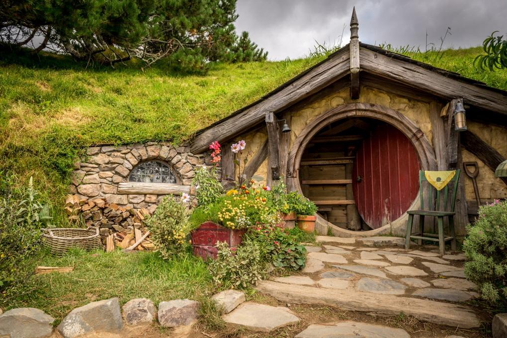 Домик в саду-для детворы
