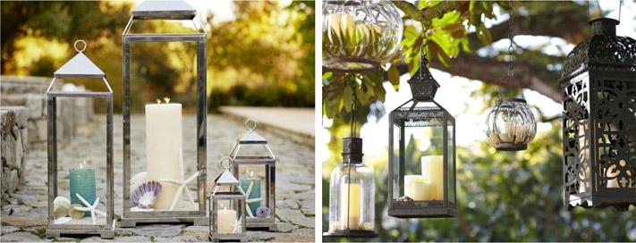 Декоративное освещение для сада и террасы