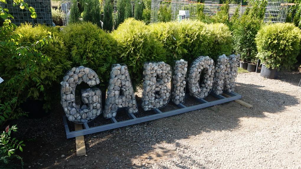 Габионы-идеи для ландшафтного дизайна