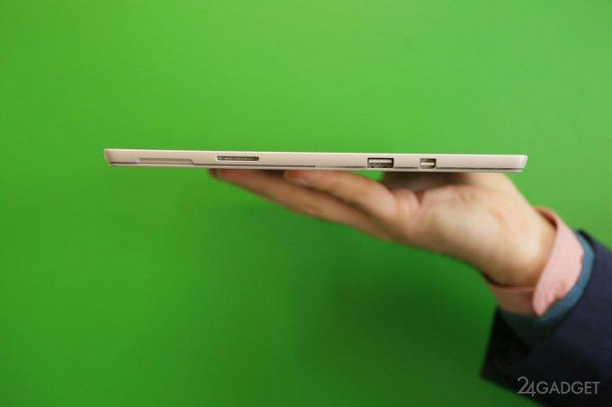 Новое поколение Microsoft Surface Pro доступно от $799 (22 фото + 3 видео)