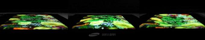 Новые экраны Samsung можно скручивать, сгибать и продавливать (3 фото)