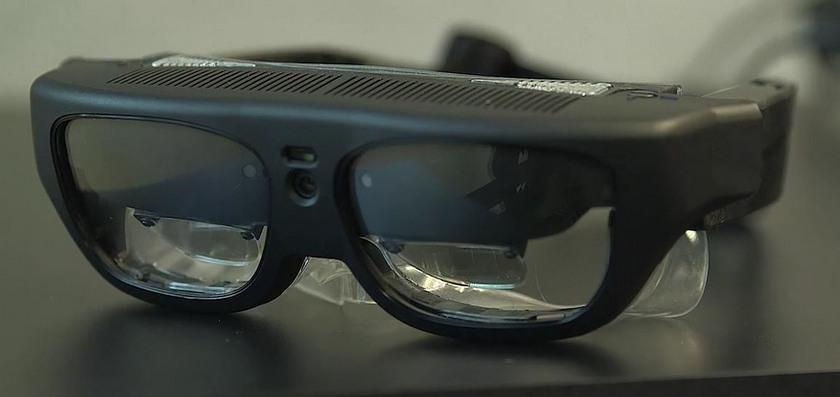 ODG R-7HL: shockproof smart glasses for the real world