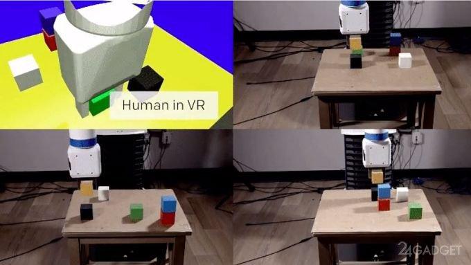 OpenAI will teach robots initiative (video)