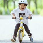 9033 Presented a children's bike Xiaomi QiCycle