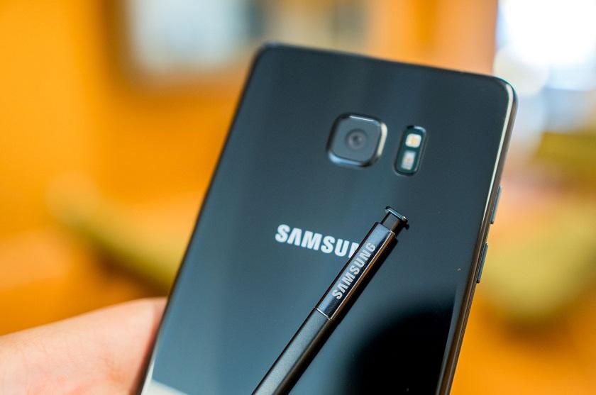 Refurb Samsung Galaxy Note 7 will be called Fandom Edition