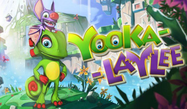 Review game Yooka-Laylee: fun for everyone