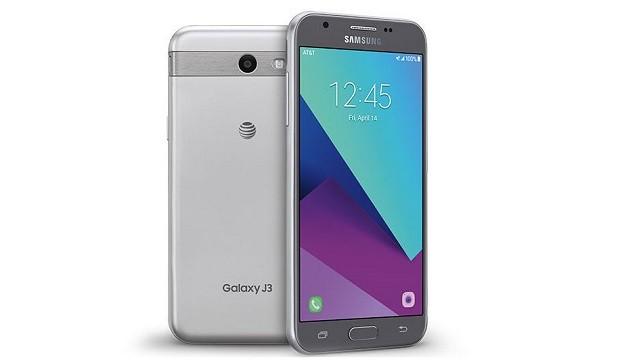 Samsung introduced a new smartphone Galaxy J3