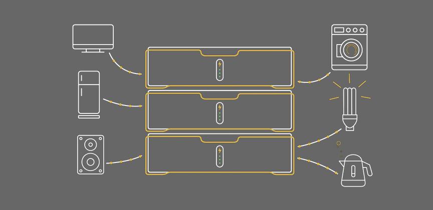 SKOLKOVO has developed a versatile analog Powerwall from Tesla