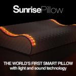 9166 Smart pillow Smart Pillow Sunrise successfully raised money on Kickstarter
