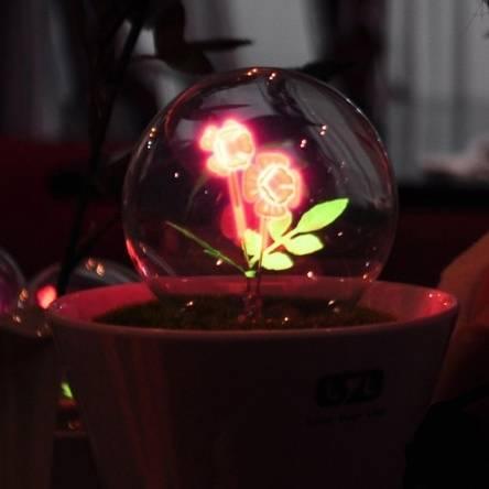 Современные светильники-весна в доме