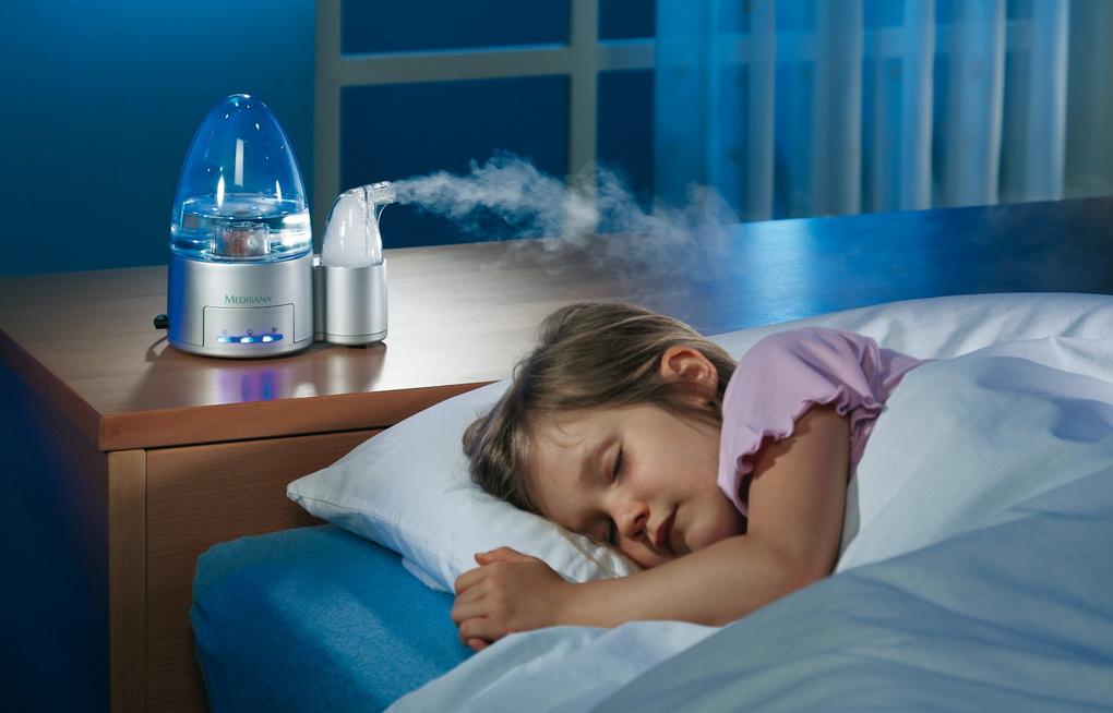 Увлажнитель воздуха для детской-бытовая техника