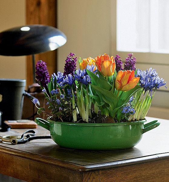 Цветочные композиции-фото 1