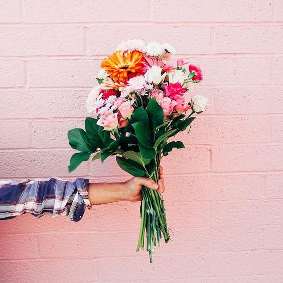 Цветы для настроения-весенний букет