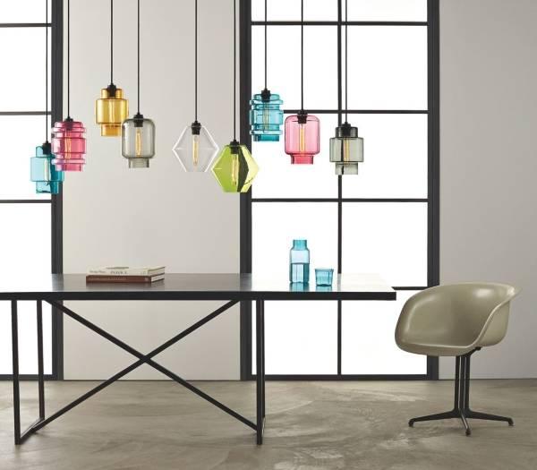 Креативные светильники-фото