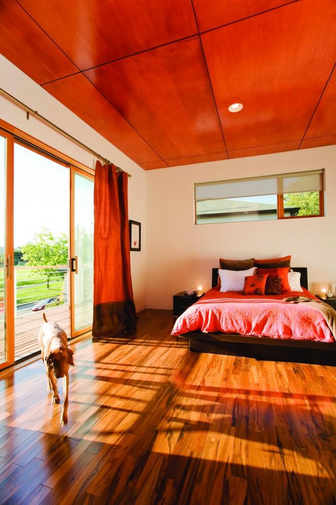 Солнечная спальня-фото
