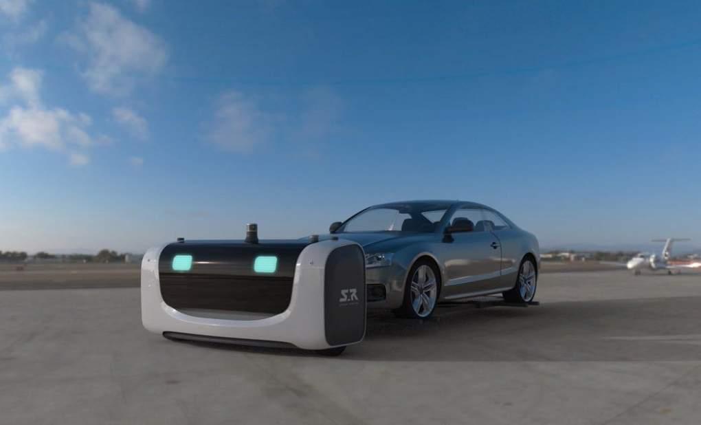 Stan – a robot that can Park your car