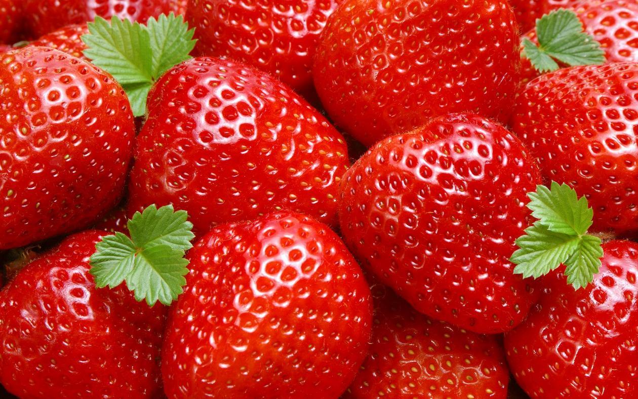 Клубника низкокалорийная ягода