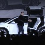 9088 Tesla will release a crossover Model Y in 2020