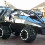 "9905 ""The Batmobile"" NASA for the Mars"