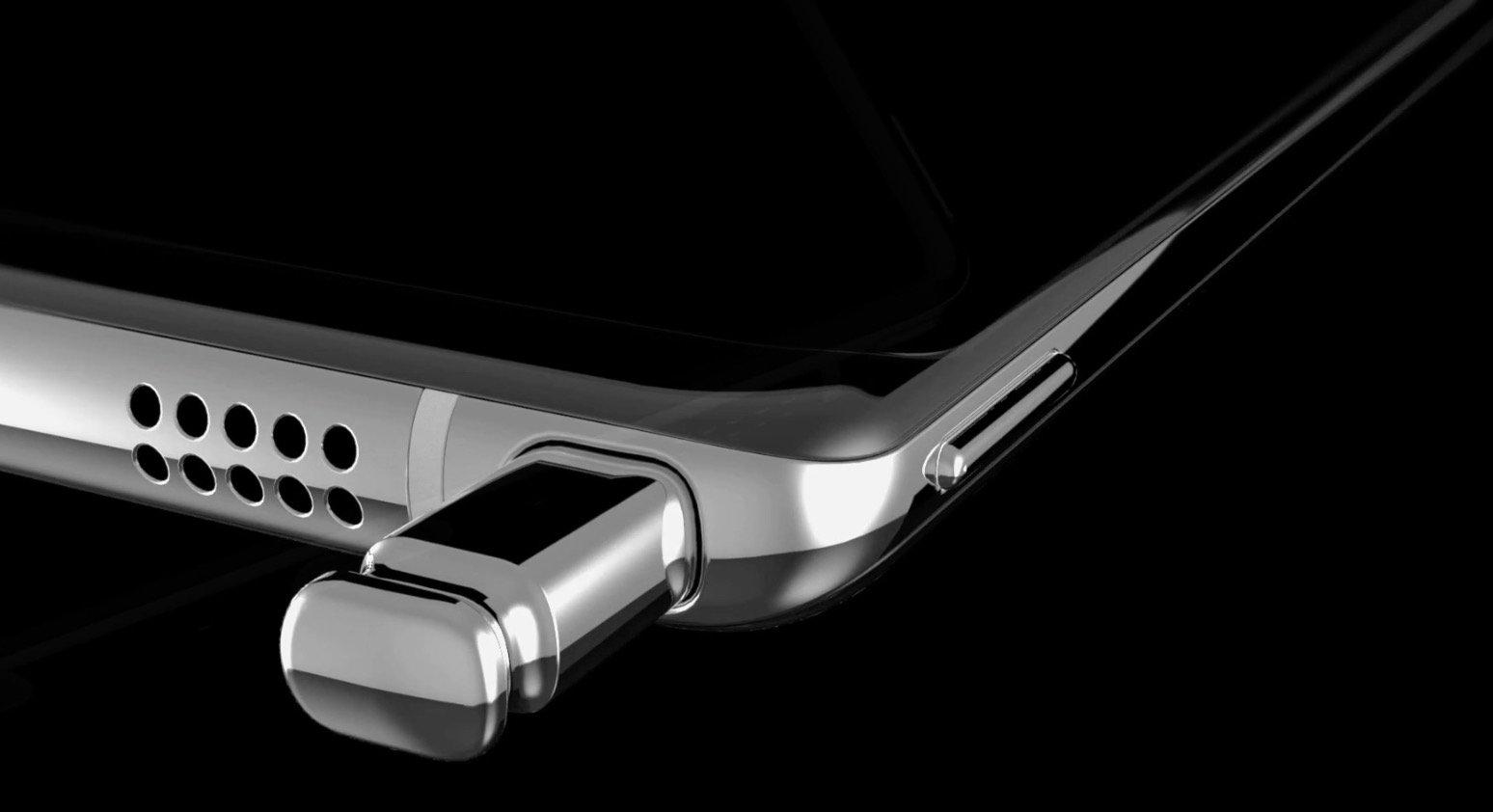 Концепт фаблета Samsung Galaxy Note 8