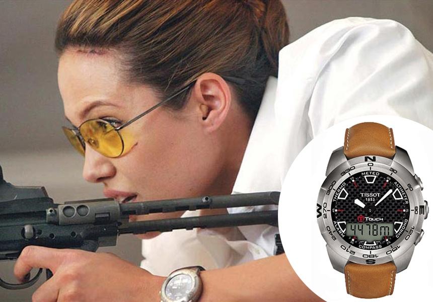 История часового бренда Tissot сделано в Швейцарии – Часы Tissot в кино