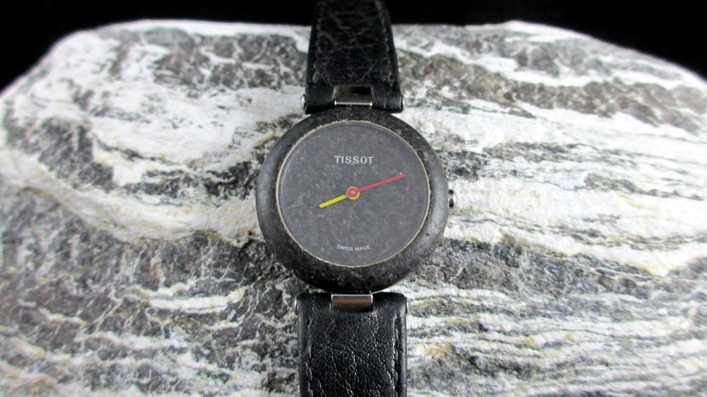 История часового бренда Tissot сделано в Швейцарии – Часы Tissot из гранита