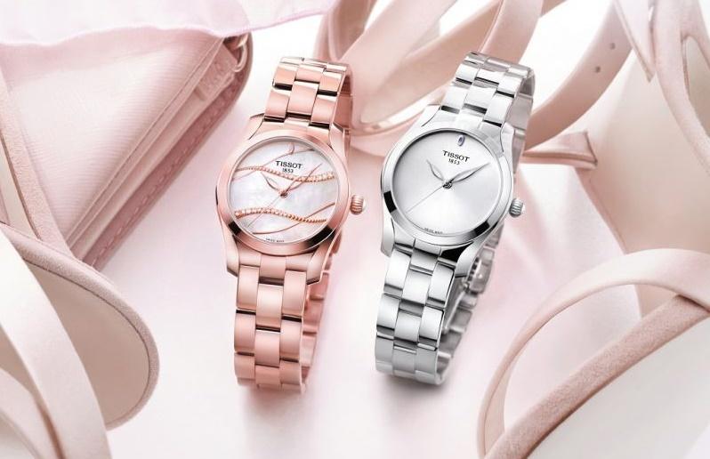 История часового бренда Tissot сделано в Швейцарии – Женские наручные часы Tissot