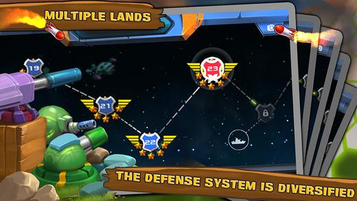 Топ-10 приложений для iOS и Android (1 - 7 мая) - Tower Defense. Alien War TD (2)