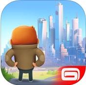 Топ-10 приложений для iOS и Android (8 - 14 мая) - Ситимания. Строим Город Logo