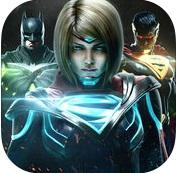 Топ-10 приложений для iOS и Android (8 - 14 мая) - Injustice 2 Logo