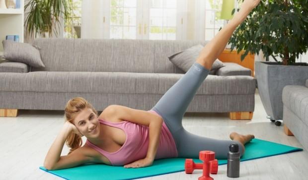Топ-50 лучших приложений для современных леди – Фитнес для дома