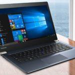 8948 Toshiba Portege X30 — ultrabook with an enviable autonomy (6 photos)