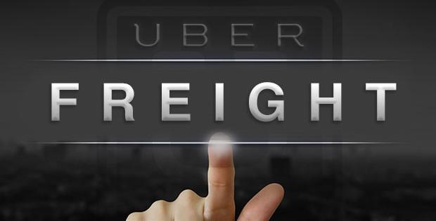 Uber запустил сервис Uber Freight для грузовых перевозок – Uber Freight