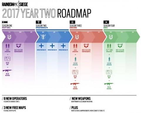 Ubisoft will bring Rainbow Six Siege in three months