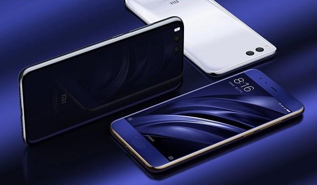 Video appeared first showdown Xiaomi Mi 6