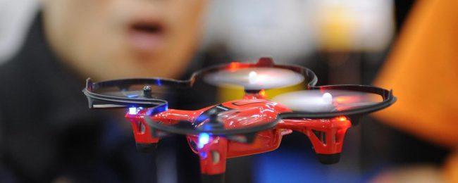 We enter the next era of drones
