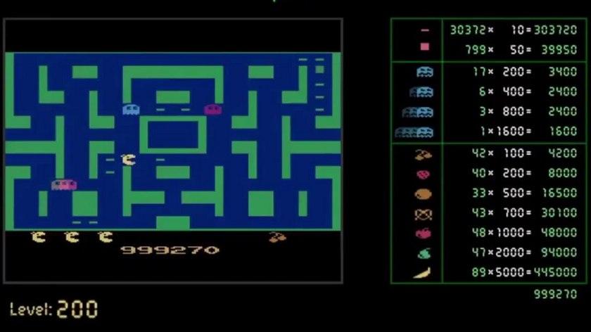 AI Microsoft has set a record in Pac-Man